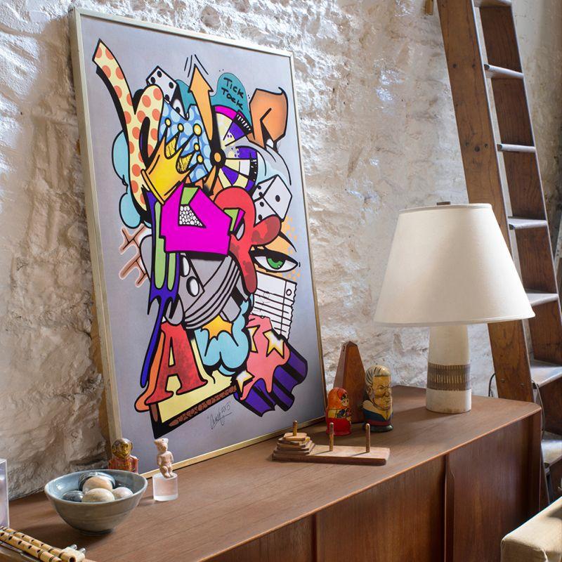 tableau new york ikea perfekt toile tableau vierge tableaux ikea castorama deco gifi design. Black Bedroom Furniture Sets. Home Design Ideas