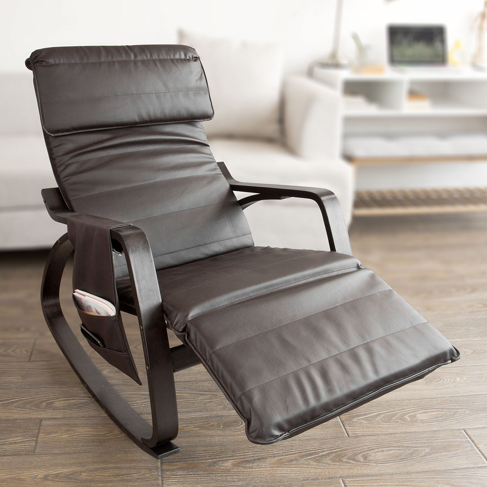 Haotian Comfortable Relax Rocking Chair, Lounge Chair