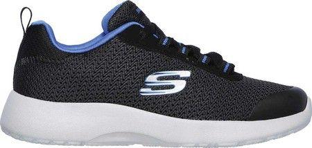 Blackwhite Turbo Skechers Dash Boys' Sneaker 4 Dynamight wOw7Sqa