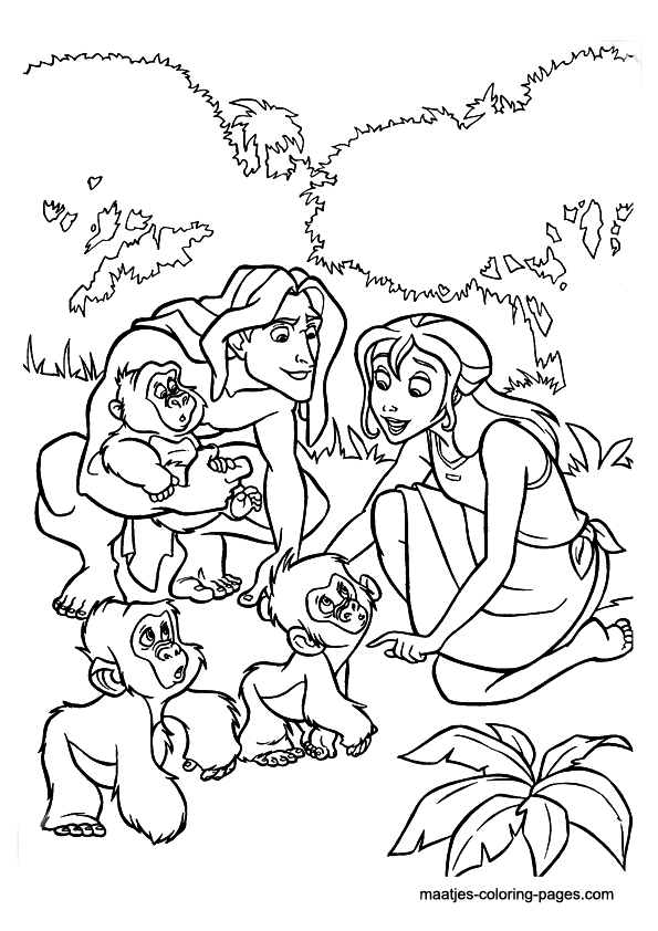 maatjes coloring pages com - photo#7