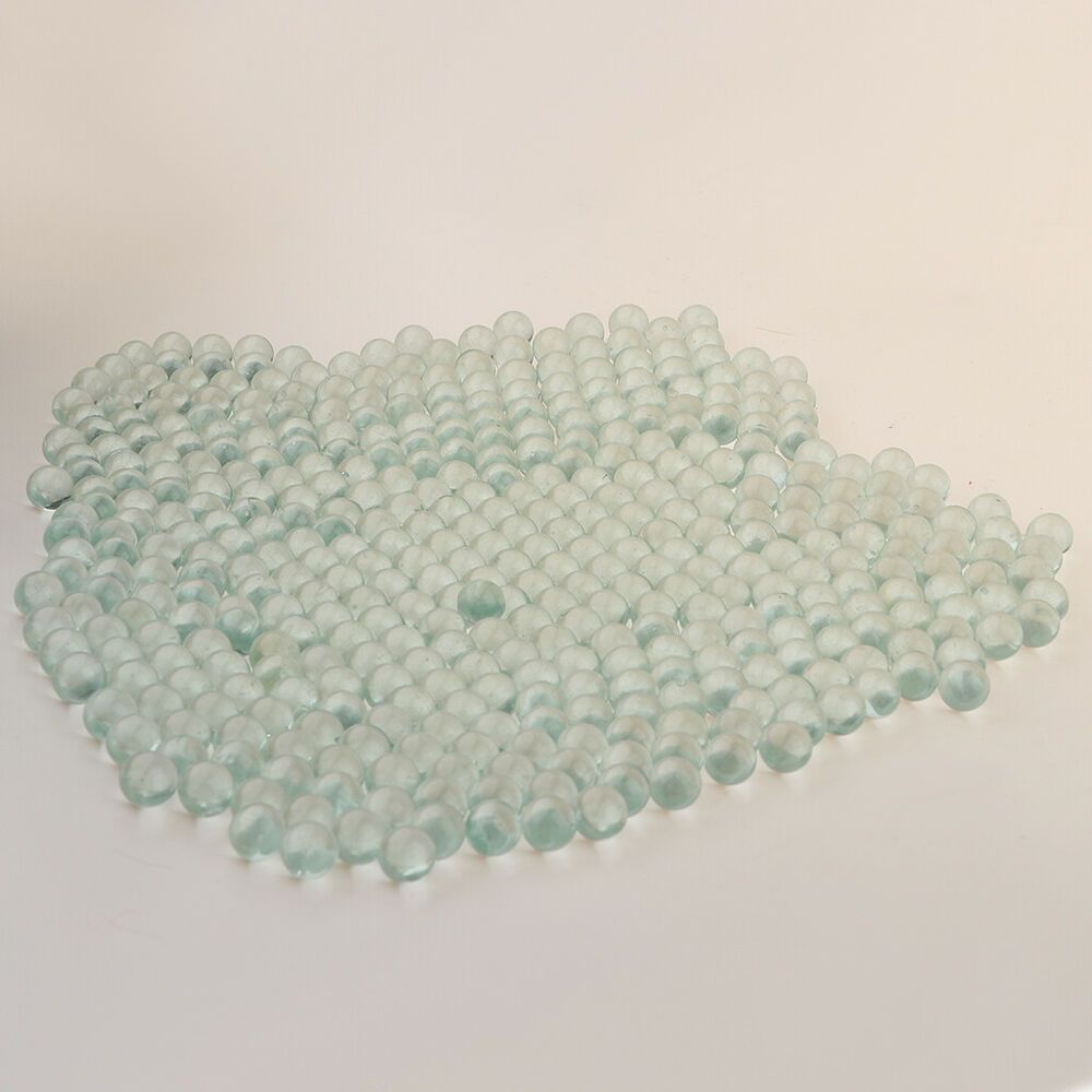Ebay Sponsored 350pcs 10mm Round Transparent Glass Marbles Aquarium Decoration Accessory Filled Vases Aquarium Decorations Decorative Accessories