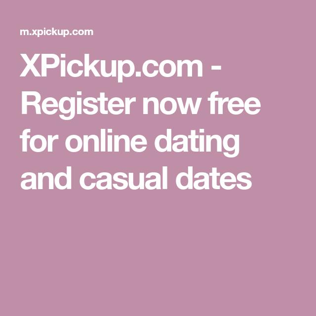xpickup dating