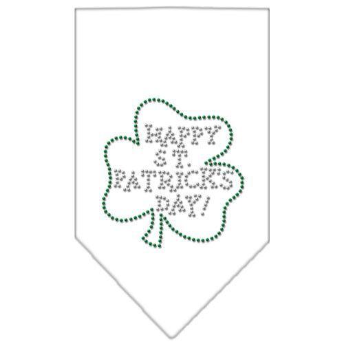 Mirage - Happy St. Patricks Day Rhinestone Dog Bandana