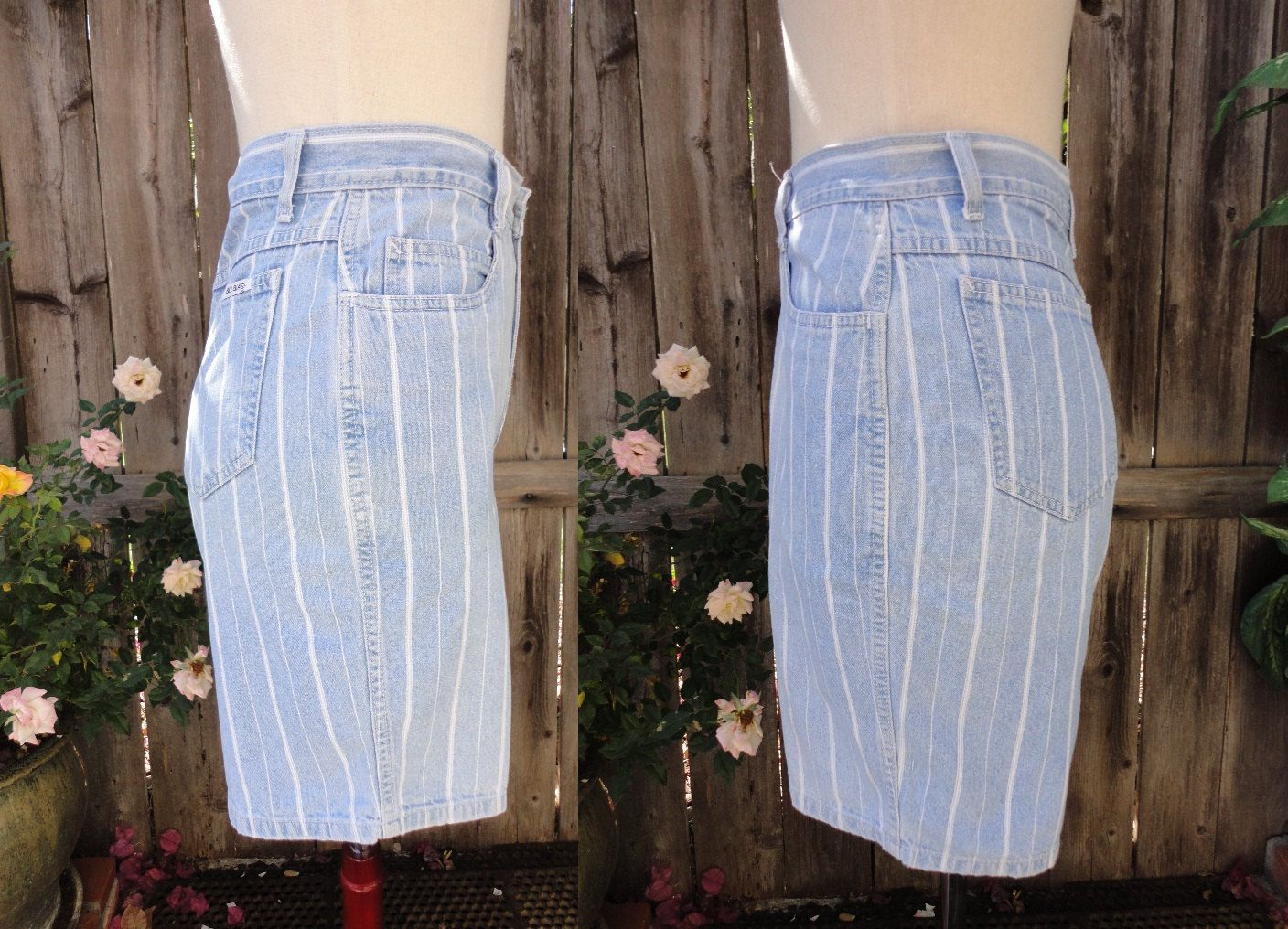 Vintage 1980s Bill Blass High Waist  Light by TsVintageEmporium, $25.00
