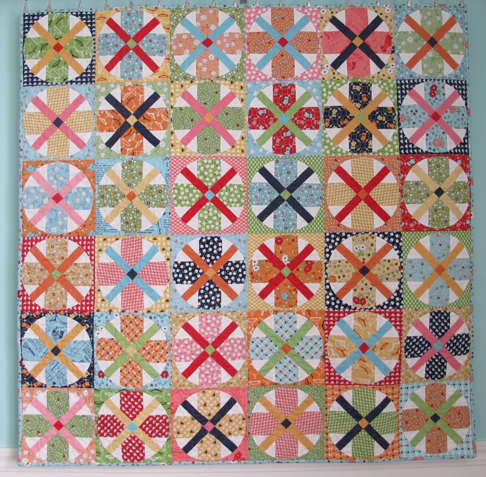 Bee In My Bonnet 3 New Vintage Happy Patterns Quilt