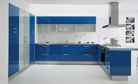 Kitchen Wall Cupboards Designs