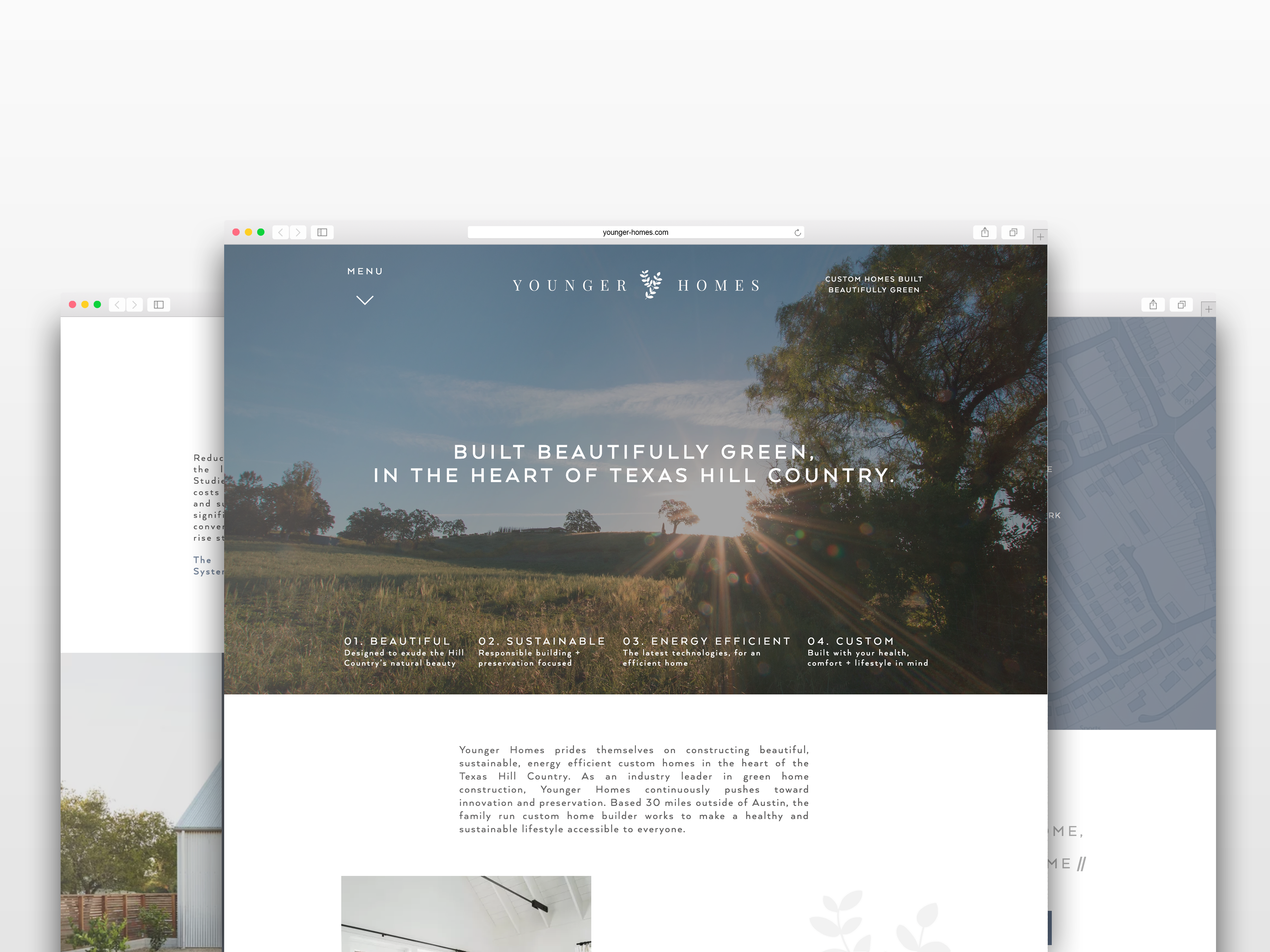 The Identite Collective Branding Web Design And Content Creation For Interior Designers And Lifestyle Brands Natu Web Design Wix Web Design Branding Design