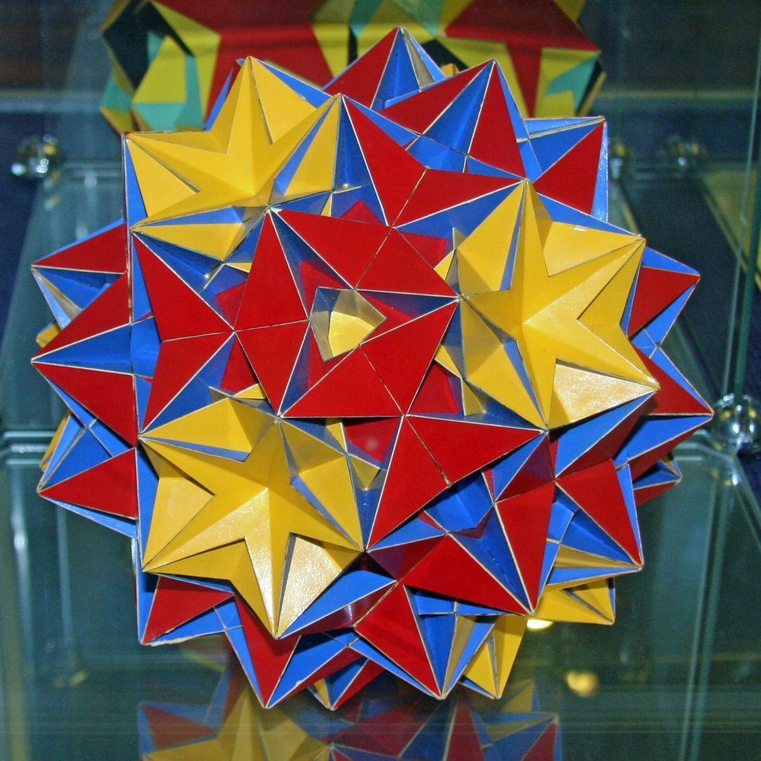 Модель из Музея Науки