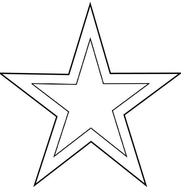 Stern malvorlage 10 Sterne basteln vorlage Sterne zum
