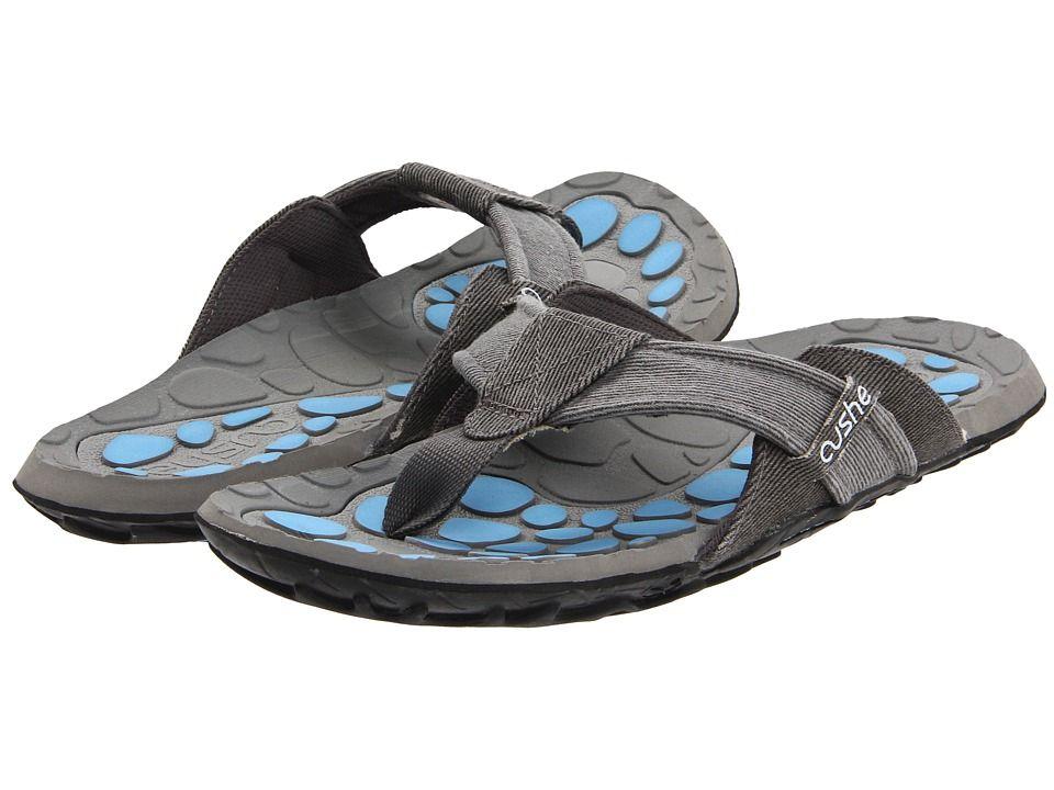 7f0a412be1d Cushe Evo Web Canvas Men  s Sandals