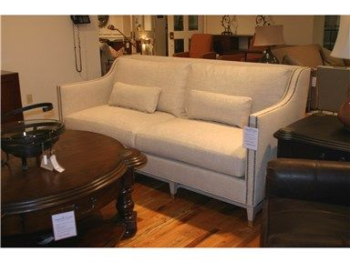 Shop For Vanguard Furniture Outlet Nickola Ivory Sofa By Vanguard Furniture V444 2s And Other