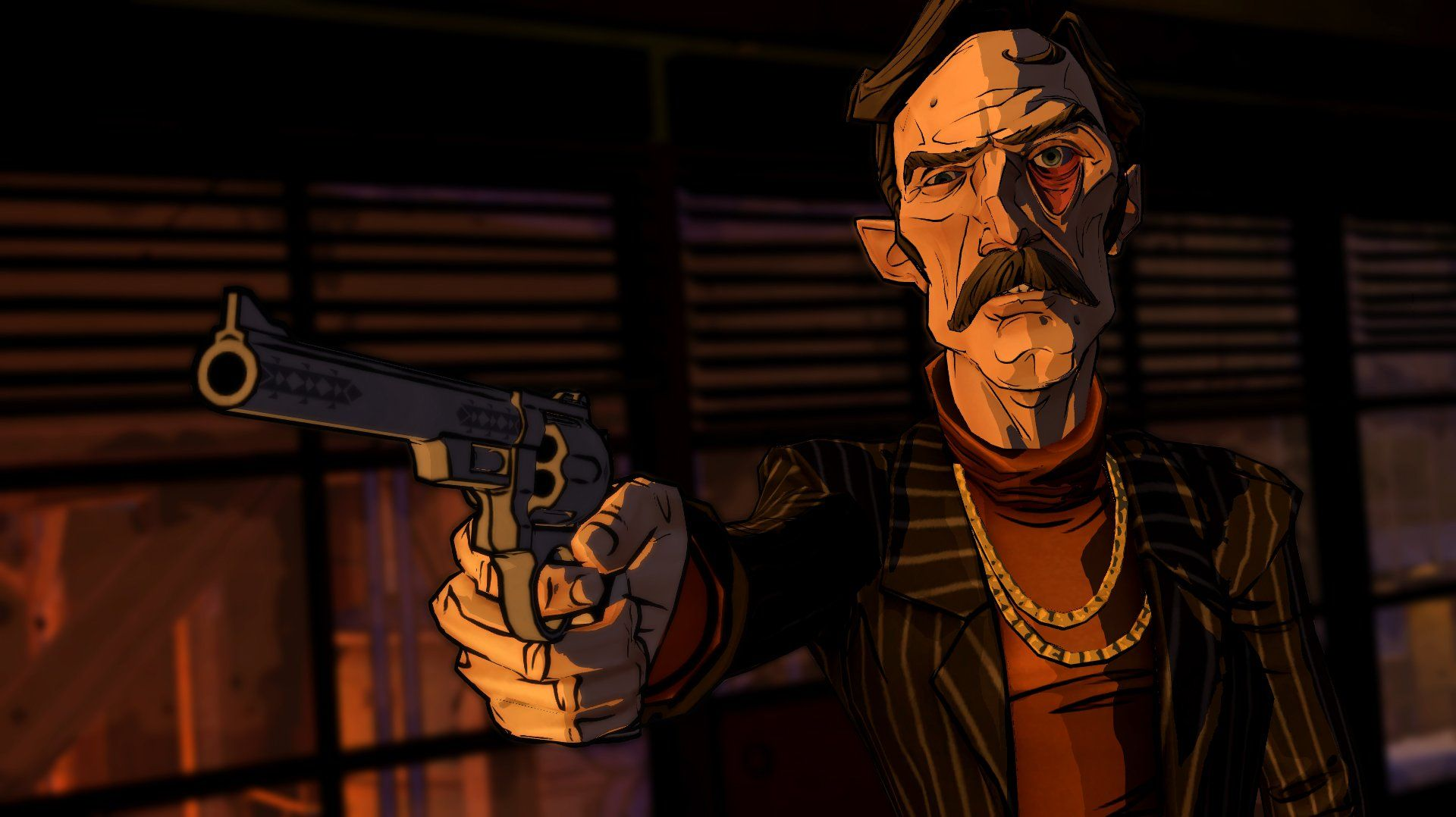 The Wolf Among Us PlayStation 4 *** You can find out more