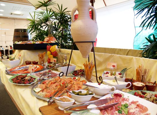 buffet italien italian food pinterest buffet. Black Bedroom Furniture Sets. Home Design Ideas