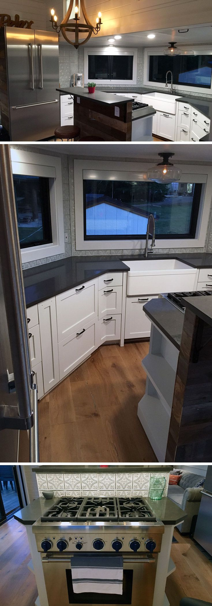 Best Hawaii House By Tiny Heirloom Small Space Kitchen 400 x 300