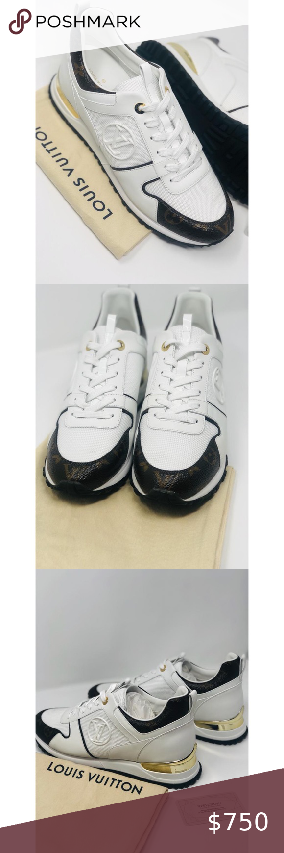 Louis Vuitton run away sneakers 1A4XNL