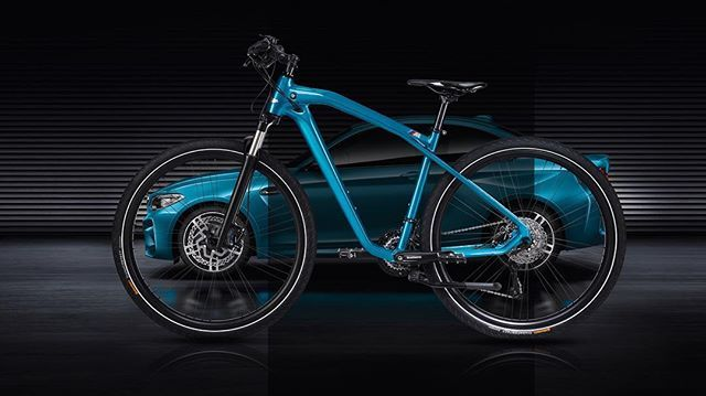 How ever many horses you like, we got you covered: The #BMW Cruise M Bike Limited