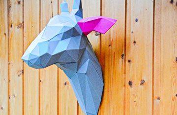 Origami Giraffe Schritt Nr 8
