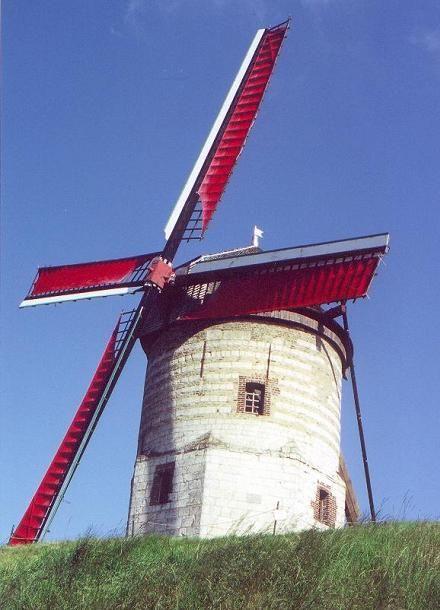 moulin de la montagne - watten nord