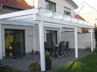 terrassenüberdachung holz glas - Google-Suche | Haus Garten ...