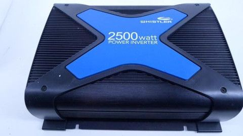 Whistler Pro-2500W 2,500 Watt Power Inverter