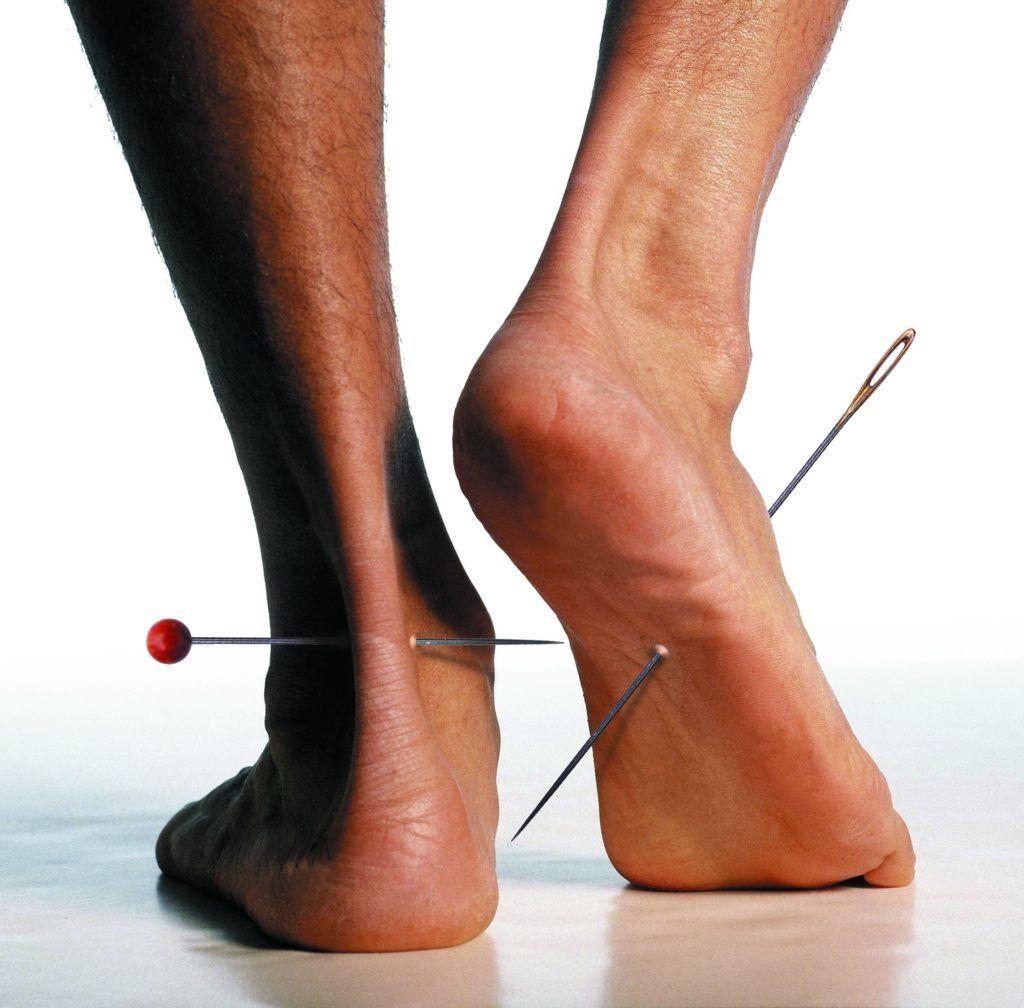 medicação para pressão arterial causando dor nos músculos das pernas