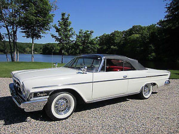 ◆1962 Chrysler Newport Convertible◆