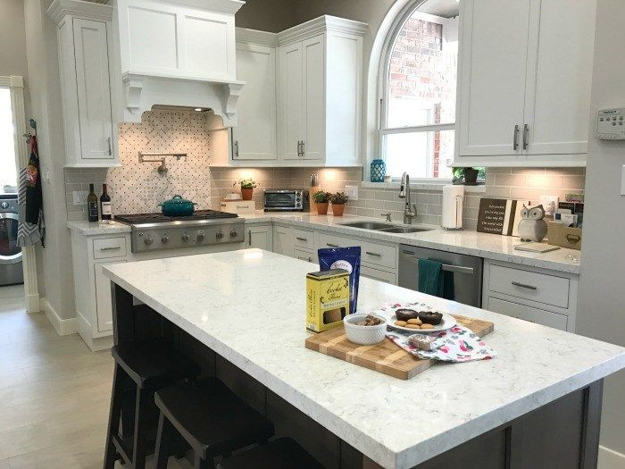 Planning A Kitchen Makeover Tips And Kitchen Reveal Affordable