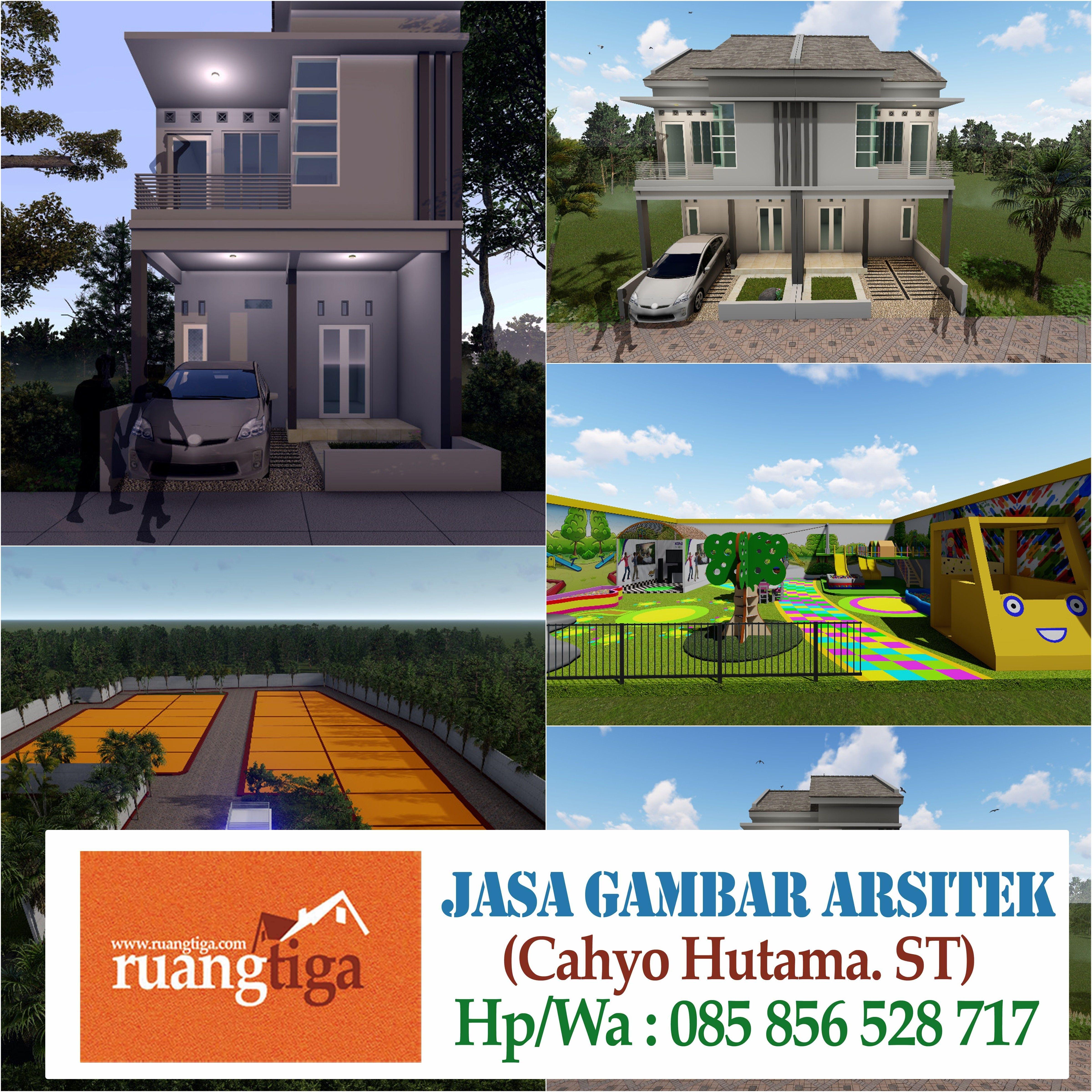 Pin Di 085856528717 Rekomendasi Jasa Arsitek