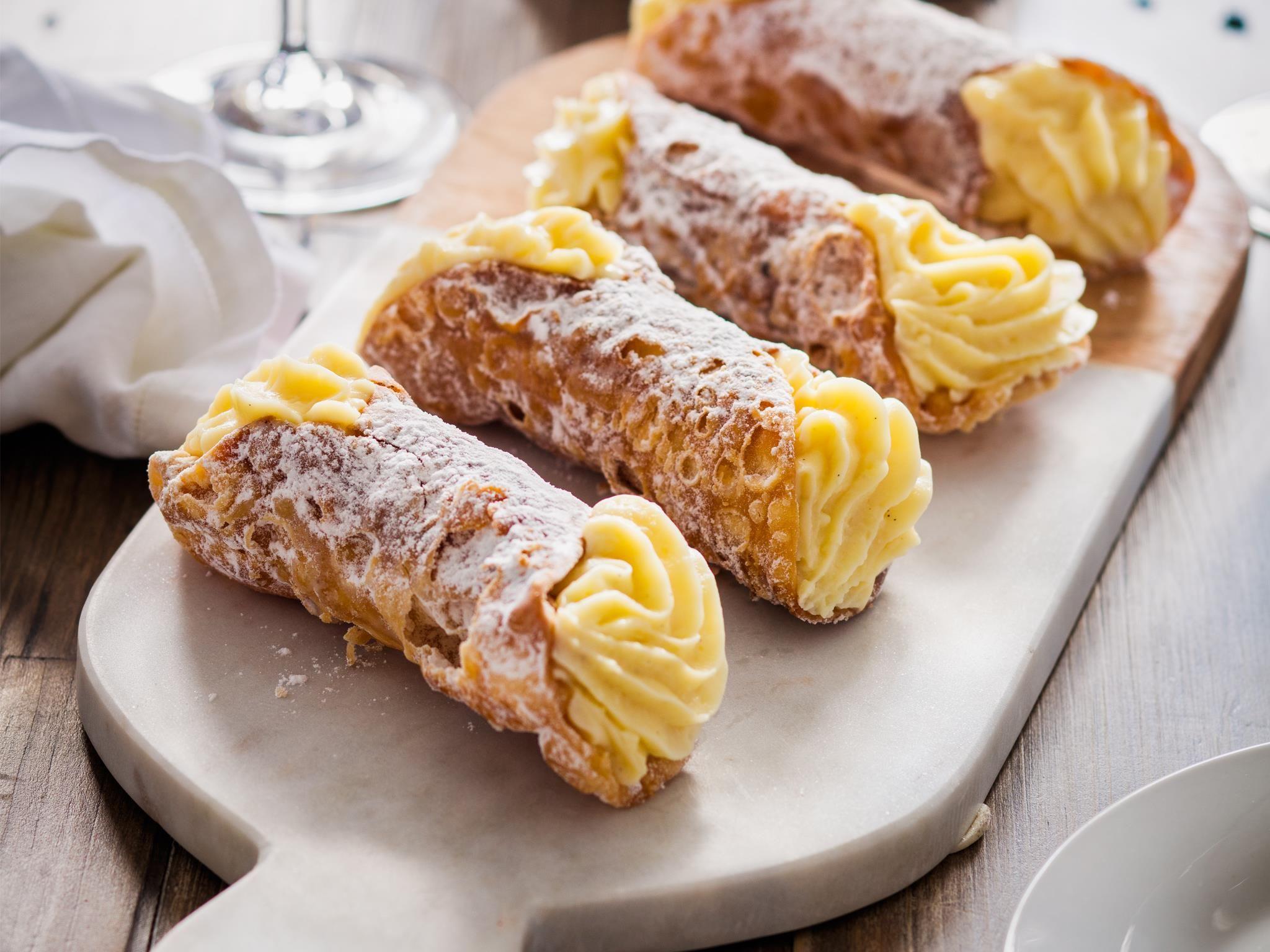 Italian Pastry Cake Recipes: Silvana Silvestro Of Silvana's Sicilian Shares Her Recipe