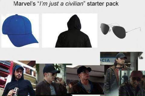 Avengers Incognito Ur Doin It Right Starter Pack Funny Marvel Memes Marvel Funny Superhero