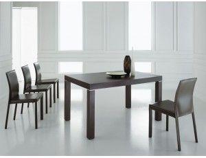 Tavolo allargabile ~ Longway tavolo allungabile in legno tavolo rettangolare