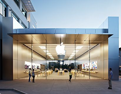 This Store Is Amazing Apple Retail Store Apple Store Apple Store Design