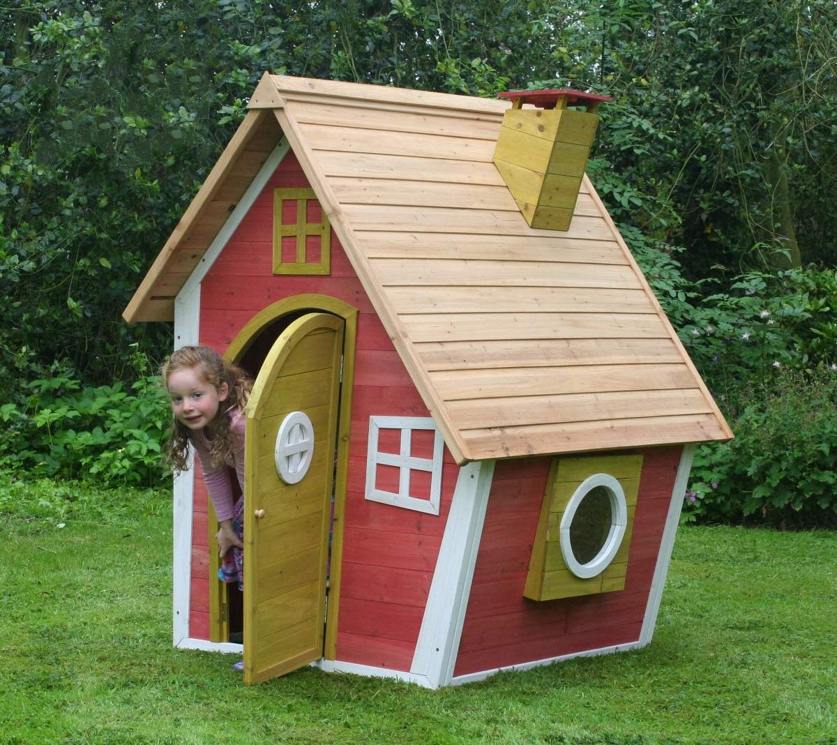 The Crooked Cottage Playhouse