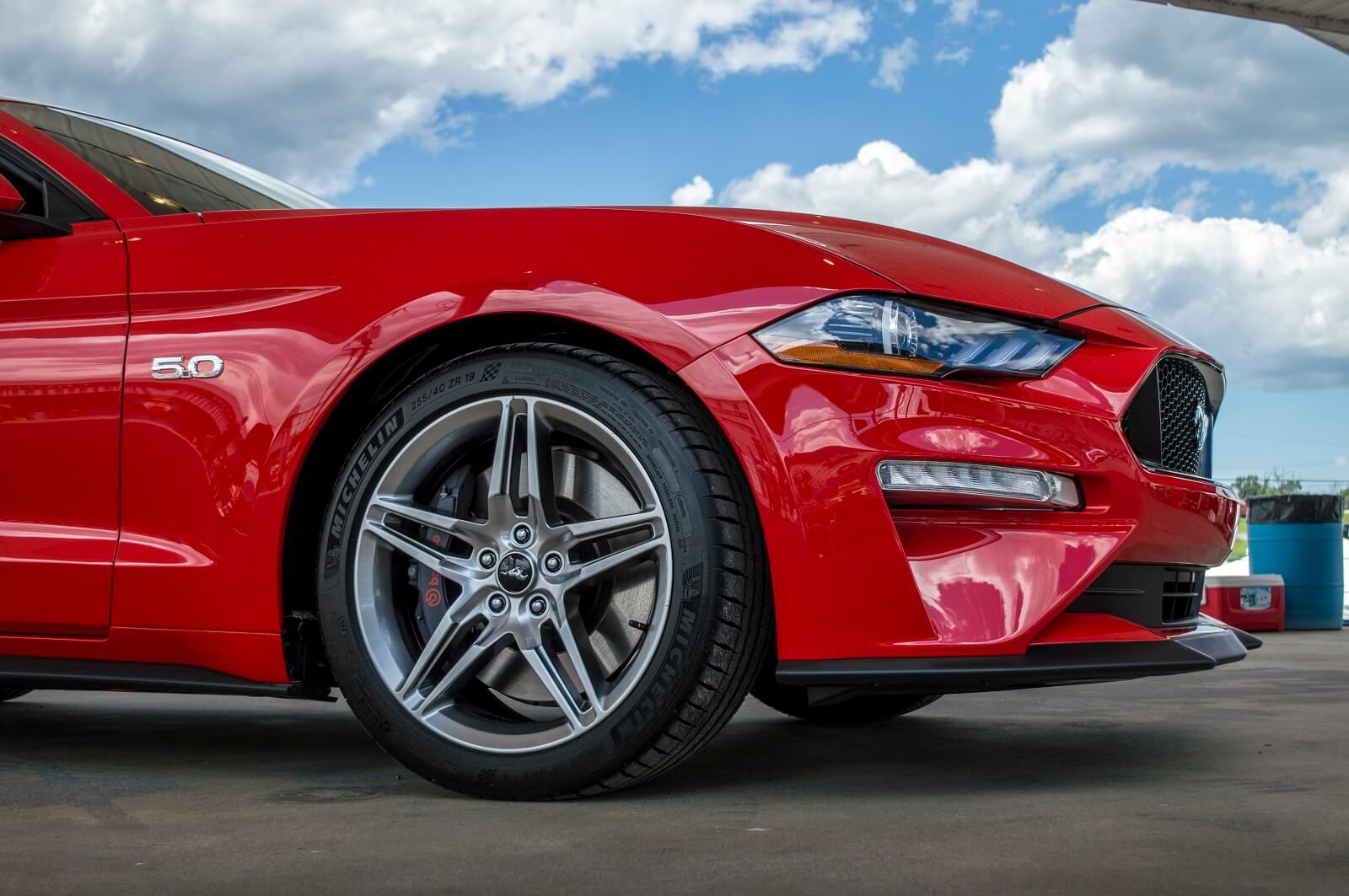 What Hened To This 2018 Wheel Choice 2017 S550 Mustang Forum Gt
