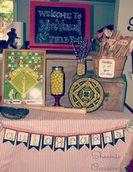 "Photo 1 of 15: Vintage / Baby Shower/Sip & See ""Vintage Baby Shower"" 