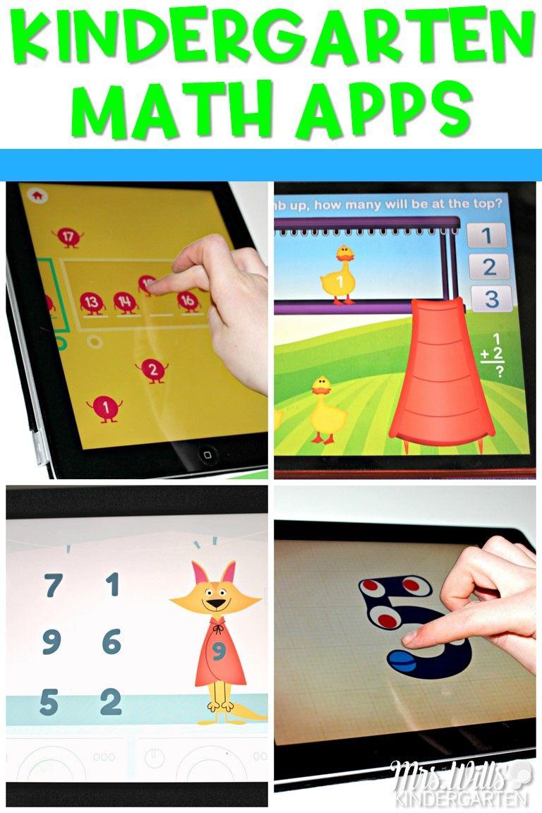 8 awesome kindergarten math apps math apps kindergarten