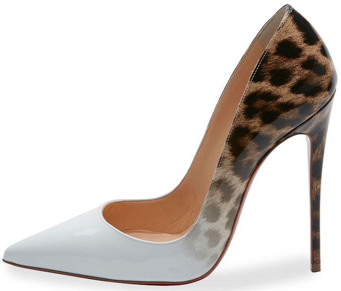 3aeaf6bf394 christian-louboutin-so-kate-white-leopard | Fabulous High Heels ...