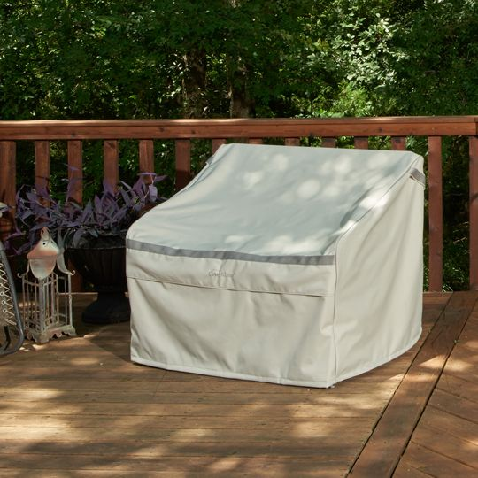The Premium Choice For Your Outdoor Protection Prestige Collection Glider Covers By Covermates