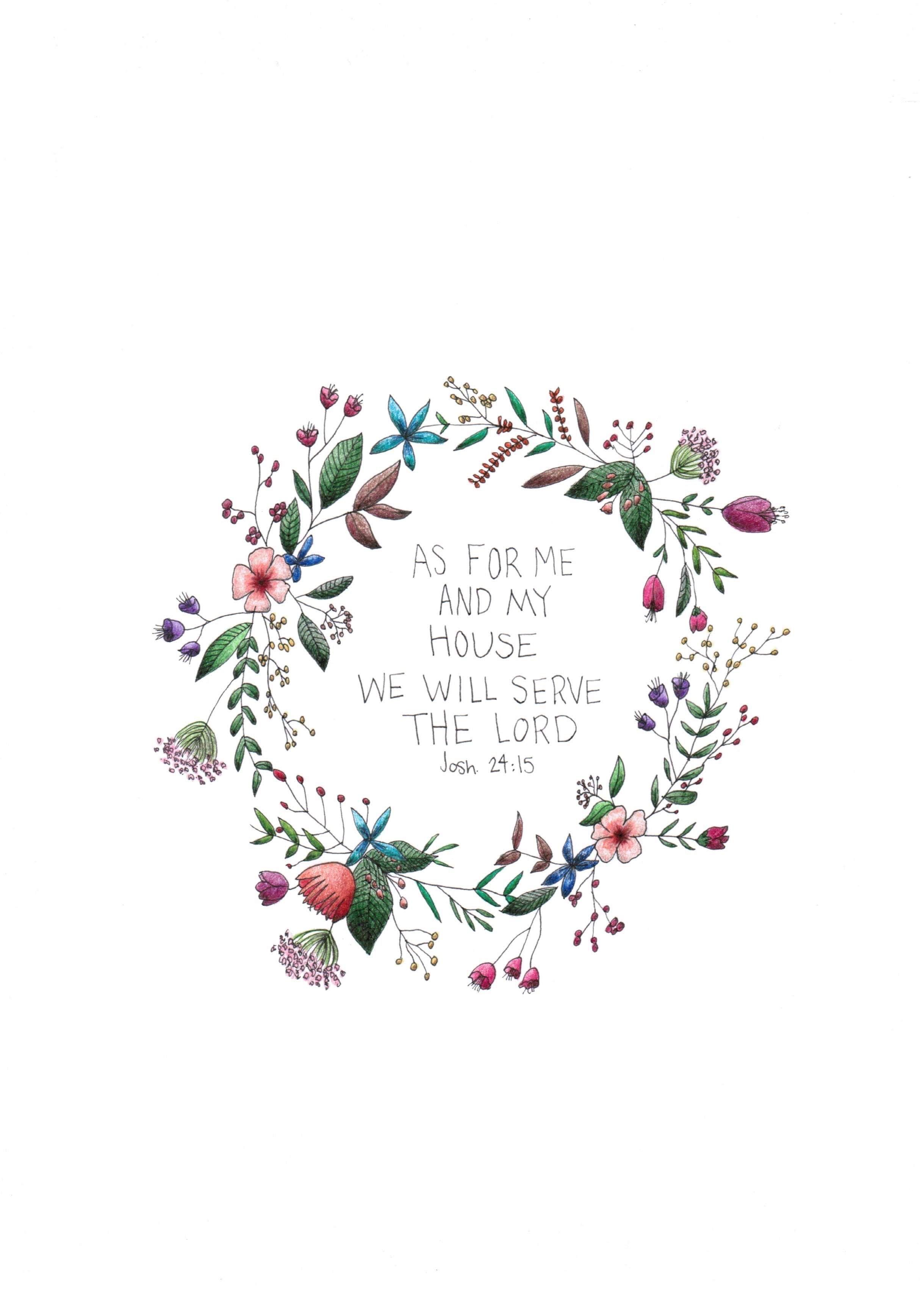 24 Quot Plastic Floral Wreath
