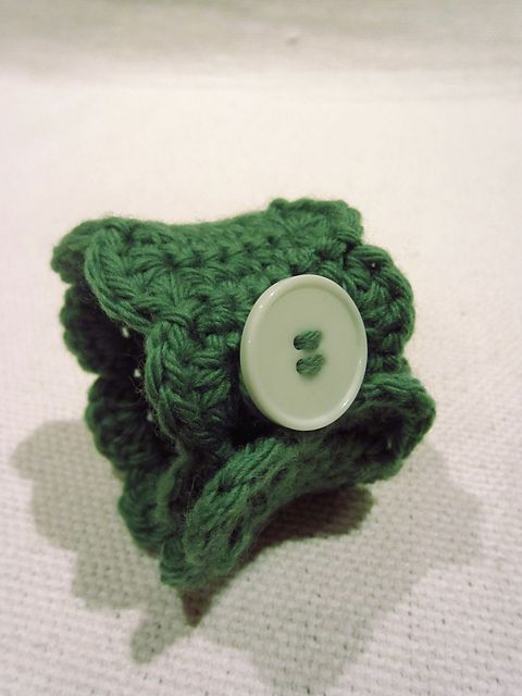 Ravelry Crochet Wrist Cuff Pattern By Cecily Rosol Crochet
