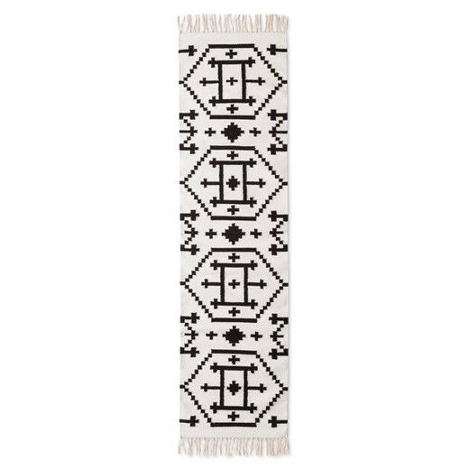 19 Decor Items We Re Coveting From Target Black Runner Rug