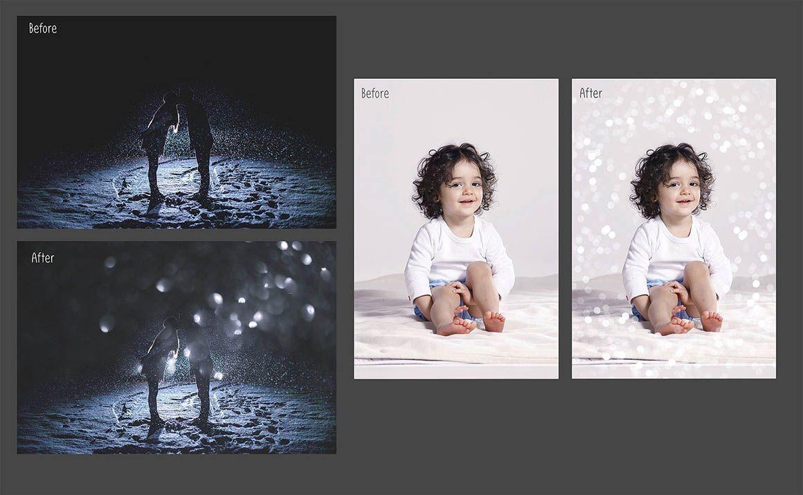 Creative photo overlay effects 2 sky overlays photo