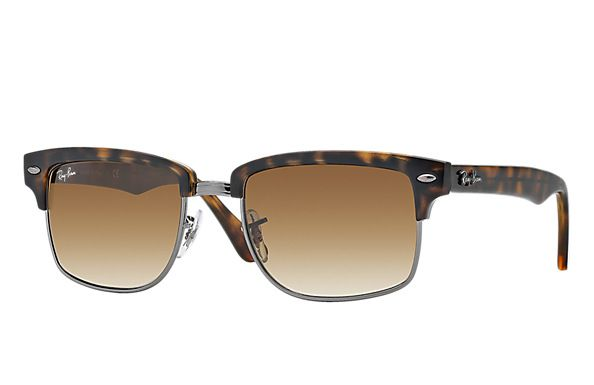 ray ban squared clubmaster  Ban Clubmaster Square Tortoise , RB4190