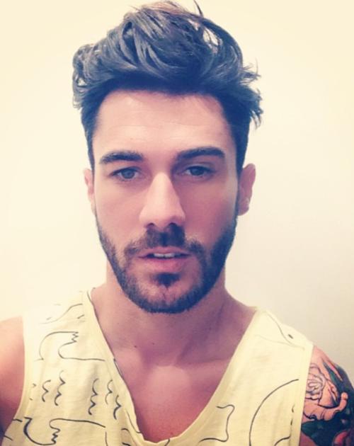 Las Barbas - Hispanic men with beard : imissyou1   sexy men ...