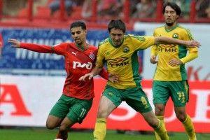 Lokomotiv Moscow Vs Kuban Krasnodar