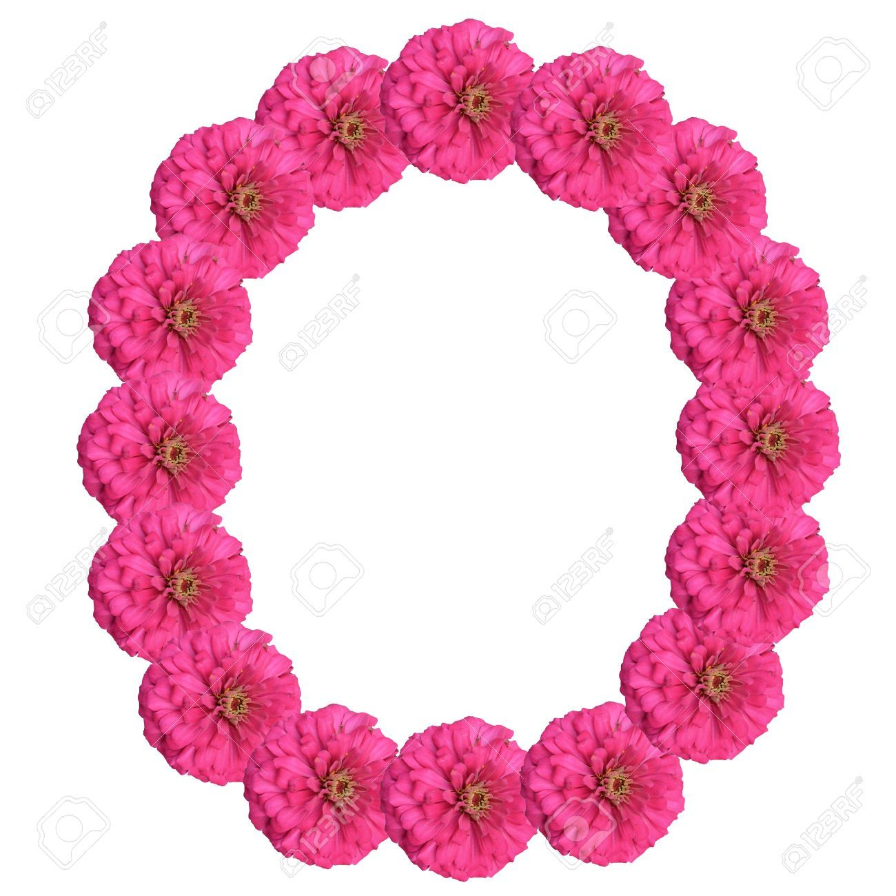 Abecedario con flores, letras mayúsculas. Letra O. Vocal ...