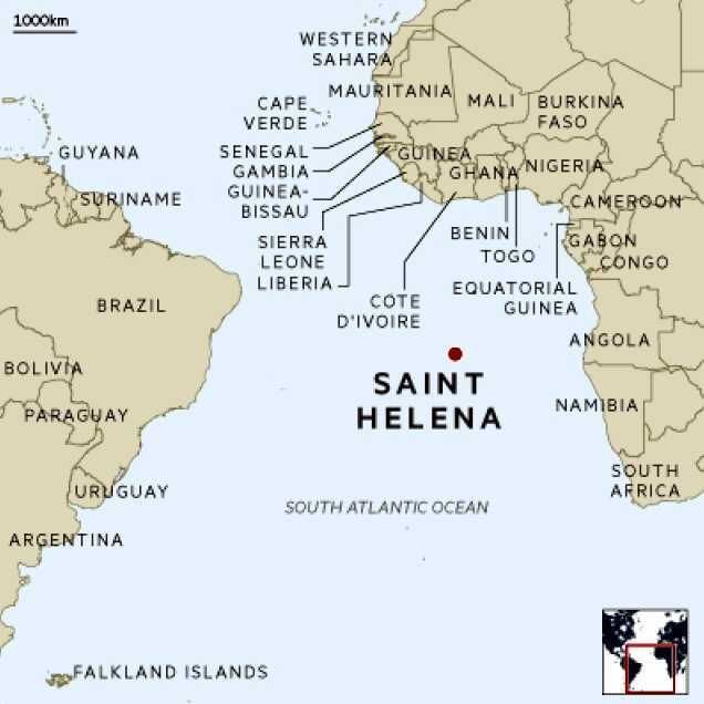 Saint helena island info all about st in the south atlantic places saint helena island info all about st in the south atlantic gumiabroncs Gallery