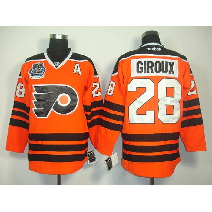 competitive price 92a55 78941 Reebok NHL Claude Giroux 28 Jerseys Philadelphia Flyers ...