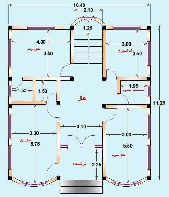 Standard House Plan Collection Engineering Discoveries House Plans Model House Plan Guest House Plans