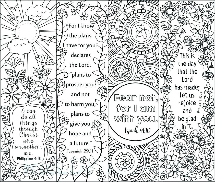 Printable Coloring Bookmarks For Adults 8 Bible Verse Appealing Free Large Size To Color Prin Bible Verse Coloring Page Coloring Bookmarks Bible Coloring Pages